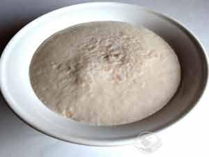 Дрожжи для пирога с капустой.