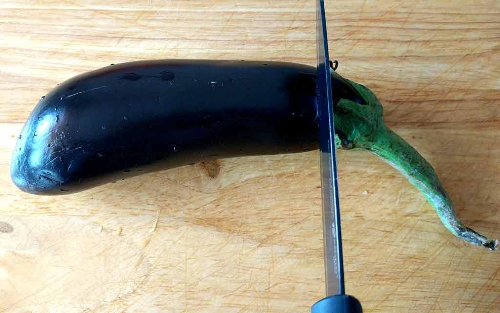 Рецепт - баклажаны тушеные с овощами